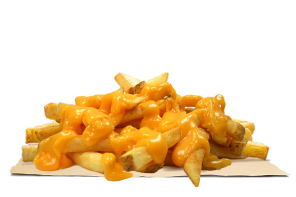 Frites-cheese