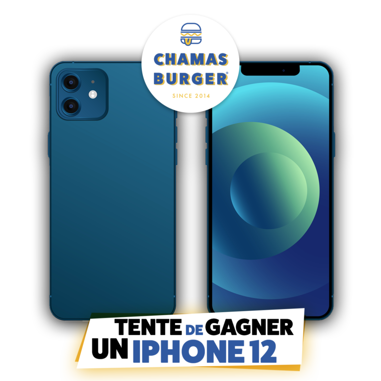 Iphone 12 jeu