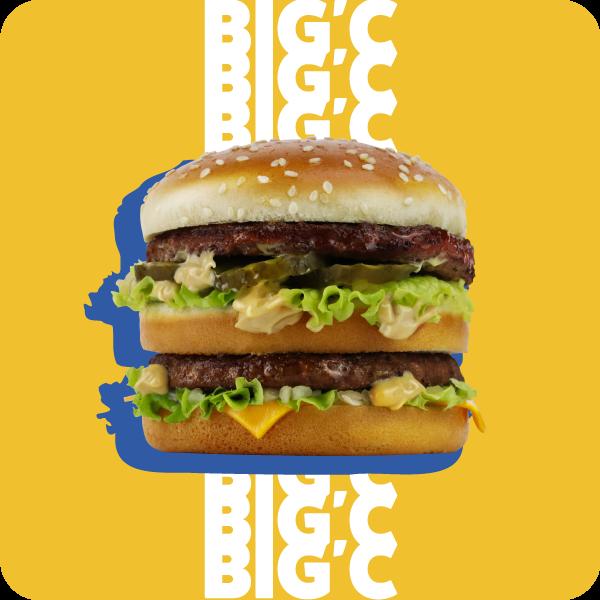 big'c chamas burger